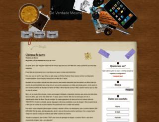 deverdademesmo.blogspot.com screenshot