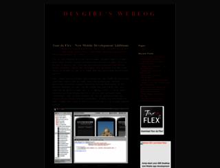 devgirl.wordpress.com screenshot