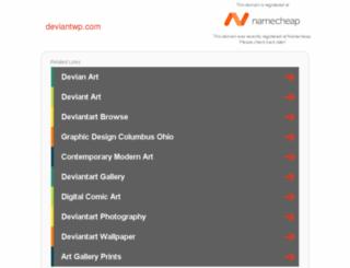 deviantwp.com screenshot
