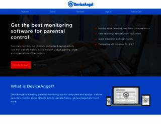 deviceangel.com screenshot