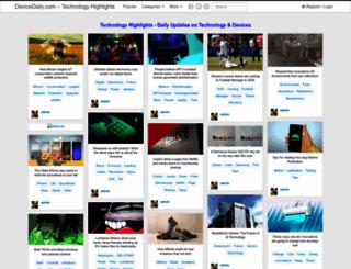 devicedaily.com screenshot