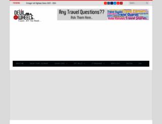 devilonwheels.com screenshot