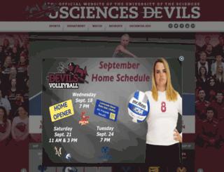 devilsathletics.com screenshot