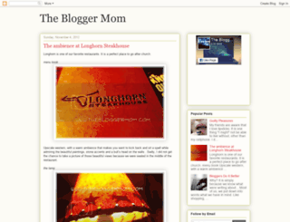 devotedbloggers.blogspot.com screenshot