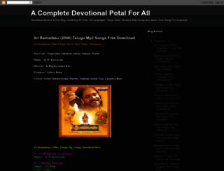 devotionalworld.blogspot.in screenshot