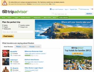 devsocial.tripadvisor.com screenshot