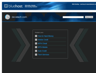 devstech.com screenshot