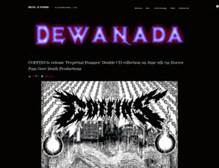 dewanada.wordpress.com screenshot