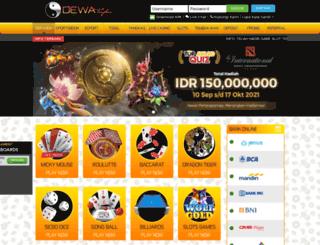 dewatangkas.com screenshot