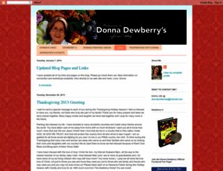 dewberrycrafts.blogspot.se screenshot