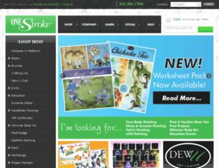 dewberrycrafts.com screenshot