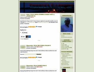 dewena.wordpress.com screenshot