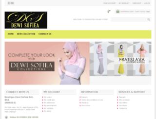 dewisofiea.com screenshot