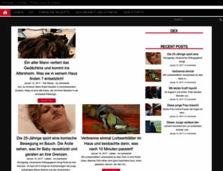 dex1.info screenshot