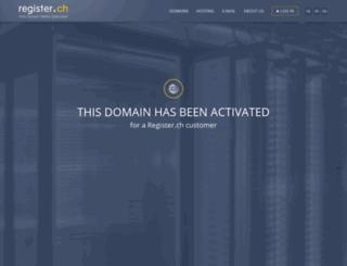 dexcar.ch screenshot