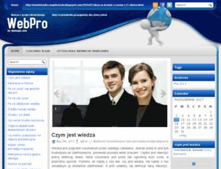 dexter-online.pl screenshot