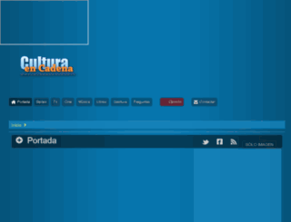 dexter.culturaencadena.com screenshot