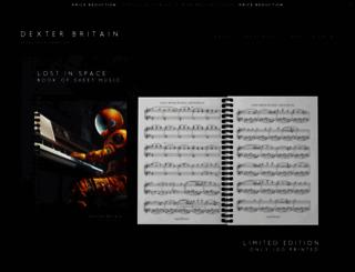 dexterbritain.co.uk screenshot