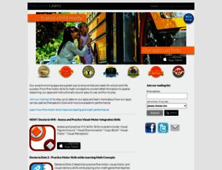 dexteria.net screenshot