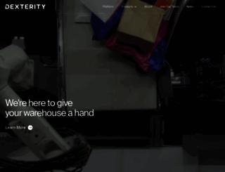 dexterity.com screenshot