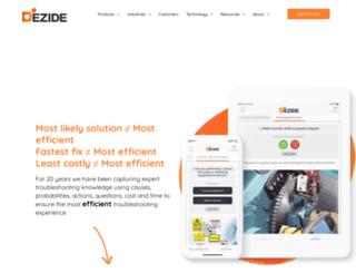 dezide.com screenshot