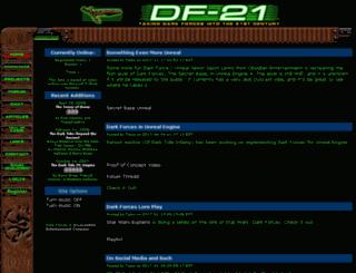 df-21.net screenshot