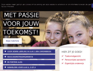 df.gsf.nl screenshot