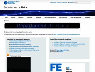 dfa.upc.es screenshot