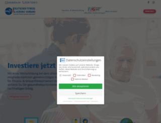 dfav.de screenshot