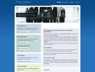 dfc-e.com screenshot