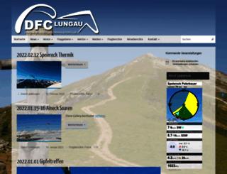 dfc-lungau.com screenshot