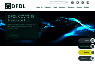 dfdl.com screenshot