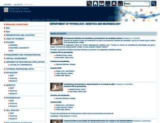 dfgm.ua.es screenshot