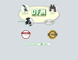 dfmmolinari.com screenshot