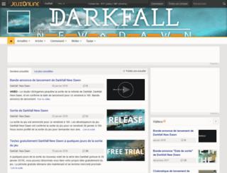 dfo.jeuxonline.info screenshot