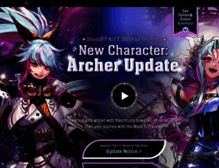 dfoneople.com screenshot