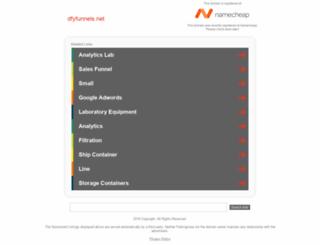 dfyfunnels.net screenshot