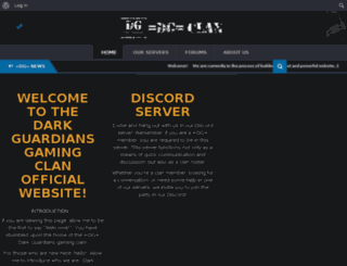 dgclan.com screenshot