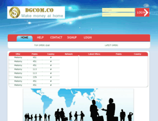 dgcom.co screenshot