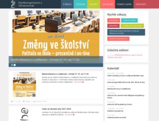 dgkralupy.cz screenshot