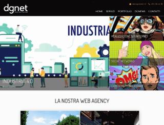 dgnet.it screenshot