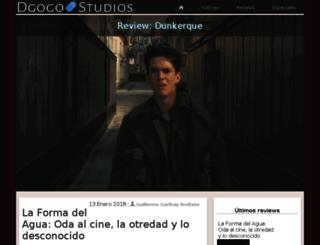 dgogostudios.com screenshot