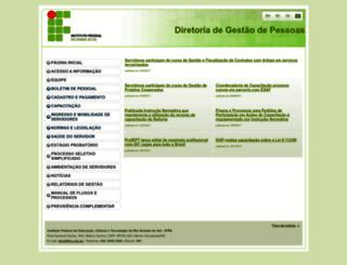 dgp.ifrs.edu.br screenshot