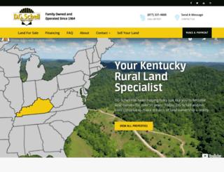dgschell.com screenshot