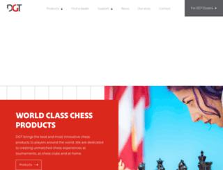 dgtprojects.com screenshot