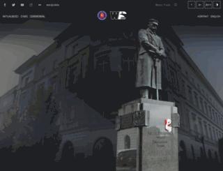 dgw.wp.mil.pl screenshot