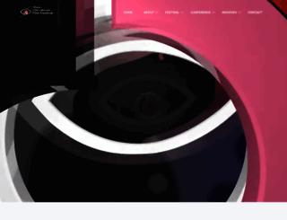 dhakafilmfestival.org screenshot