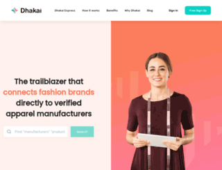 dhakai.com screenshot