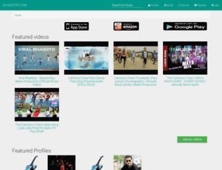 dhakatopi.com screenshot