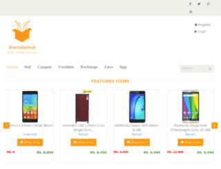 dhamakaweek.com screenshot